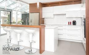 cuisine novaro cuisine contemporaine armoires novaro cuisines et salles de