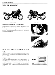 60734050 suzuki gsx1100f katana 1988 1994 service manual documents