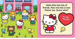 friends kitty u0026 put story