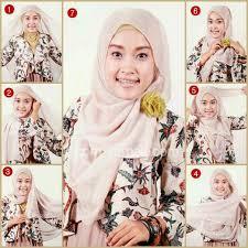 tutorial memakai jilbab paris yang simple tutorial hijab by mayra hijab tutorial jilbab segi empat simple