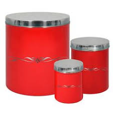 honey can do 3 piece nested canister set kch 03011 products