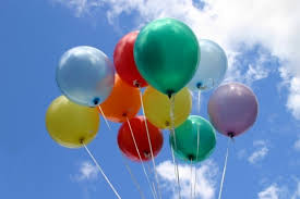 balloons that float trivia questions helium balloons float because helium is lighter