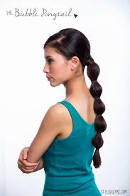 3 easy u0026 stylish must try ponytail hairstyles
