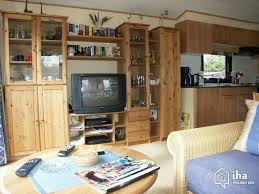 Wohnzimmer Und Schlafzimmer In Einem Vermietung Workum In Einem Bungalow Für Ihre Ferien Mit Iha