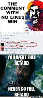 Retard Meme Generator - never go full retard by suzuli meme center