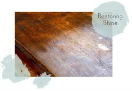 how to clean wood table with vinegar cleaning furniture ideas