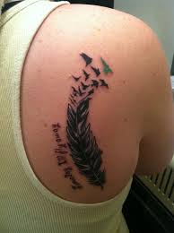 feather quotes like success