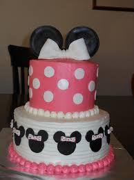 It U0027s A Piece Of Cake Minnie Mouse Birthday Cake