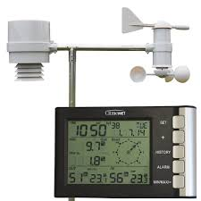 track the weather at home with your own weather station techno faq