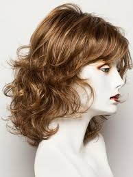 Light Copper Brown Cat Wig By Ellen Wille Curly Style U2013 Wigs Com U2013 The Wig Experts