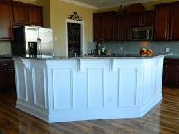 Wainscoting On Kitchen Island Home Design Interior And Exterior