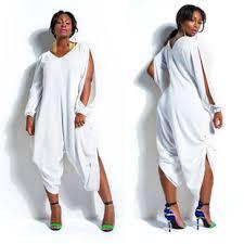 white jumpsuits plus size fashion white color sleeve v neck style plus