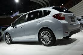 white subaru impreza hatchback subaru u0027s new jdm impreza sport hatch and g4 sedan break cover in tokyo