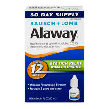 alaway eye itch relief 0 34 fl oz walmart com