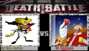Eggman Meme - dr neo cortex vs dr eggman by keyblademagicdan on deviantart