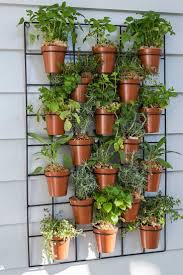Garden Wall Troughs by Wall Mounted Planters Finished Set Of Wall Mounted Mason Jar