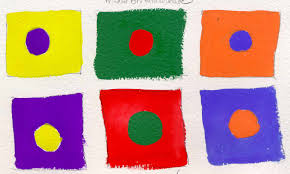 Red Complementary Color Complementary Colors Chris Carter Artist