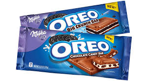 milka oreo chocolate candy bars convenience store news
