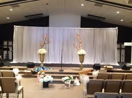 Sheer Draping Wedding Pipe And Draping Wedding Wall Draping Cafe Lighting Twinkle