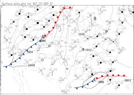 Surface Map Past Links For Metr 356 Fall 2013