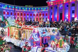 denver parade of lights 2017 denver s five best free events november 27 through december 2 2017