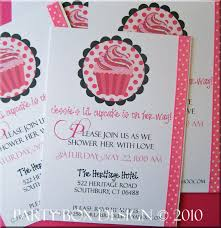 party box design cupcake inspired baby shower invites u0026 tags