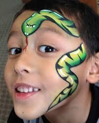 208 1chicago face painting valery lanotte snake jpg 960 1200