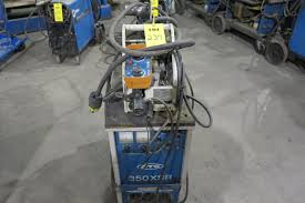 Otc Floor Crane by Otc 350xsr Powersource W Otc Cm 231 Wire Feeder
