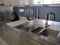 nettoyage cuisine comment nettoyer sa cuisine en inox nanoprotection