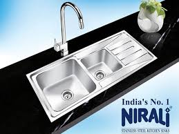 Kitchen Sink Company Buy Nirali Kitchen Sink Fair Nirali Kitchen Sinks Home Design Ideas
