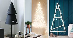 modern christmas tree christmas decor ideas 14 diy alternative modern christmas trees