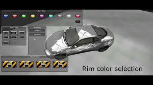 unity3d car customization system youtube