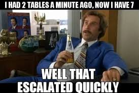 Funny Waitress Memes - the 21 best server memes on the internet