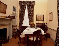 interior of arlington house once the residence of robert e lee