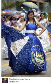 Salvadoran Flag El Salvador Clothing Information U2013 Fashion Dresses