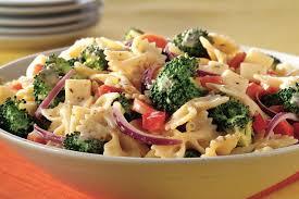 creamy pasta salad recipe creamy pasta salad with italian seasoning kraft recipes