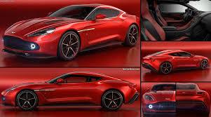Aston Martin Vanquish Zagato Concept 2016 Pictures