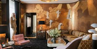 Interior Home Wallpaper De Gournay