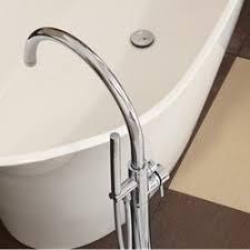 Floor Mounted Faucet Freestanding Tub Faucet Floor Mount Tub Filler