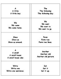 sight word fluency phrases pyramid cards by merlin u0027s magic wand tpt