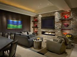 Best  Tv Wall Design Ideas On Pinterest Tv Walls Tv Units - Contemporary living rooms designs