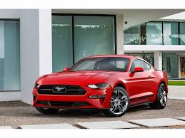 ford mustang patch ford adds color chrome to 2018 mustang dearborn mi patch