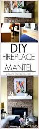best 25 building a mantle ideas on pinterest brick fireplace