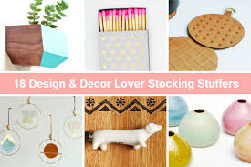 Good Stocking Stuffers 18 Design U0026 Decor Lover Stocking Stuffers Diy Ideas By You