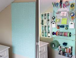 How To Decorate A Large Wall by 70 Resourceful Ways To Decorate With Pegboards And Other Similar Ideas