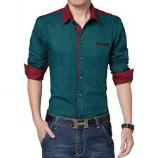 extended sleeve slender suit cotton shirts mens 5xl mens garments