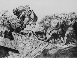 horatius at the bridge poem by lord macaulay