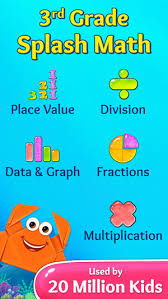 multiplication table games 3rd grade 3rd grade math games for kids on the app store