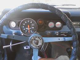 mustang ricer horn problem contact under wheel and grant steering wheel