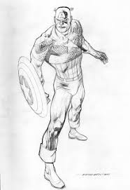 kevin nowlan captain america commission 2009